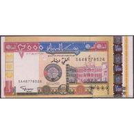 TWN - SUDAN 62a - 2000 2.000 Dinars 2002 Prefix SA UNC - Sudan