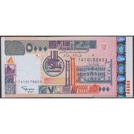 TWN - SUDAN 63a - 5000 5.000 Dinars 2002 Prefix TA UNC - Sudan