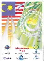 France Arianespace V 92 Affiche Neuve - Autres