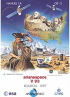 France Arianespace V 93 Affiche Neuve - Autres