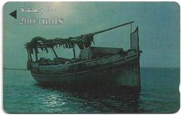 Bahrain - Jalbout Boat - 49BAHF - 1999, Used - Bahrain