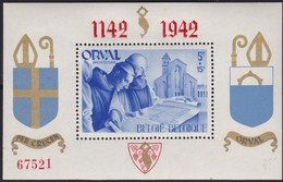 Belgie   .  OBP      .      Blok  18      .    **   .     Postfris    .  /   .  Neuf Sans Charniere - Blocks & Sheetlets 1924-1960