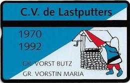 Netherlands - KPN - L&G - C.V. De Lastputters - 09.1991, 4U, 1.000ex, Mint - Privées