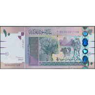 TWN - SUDAN 67a - 10 Pounds 2006 Prefix DK UNC - Sudan