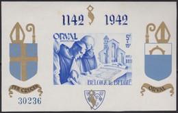Belgie   .  OBP      .      Blok  19      .    **   .     Postfris    .  /   .  Neuf Sans Charniere - Blocks & Sheetlets 1924-1960