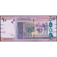 TWN - SUDAN 67a - 10 Pounds 2006 Prefix DM UNC - Sudan