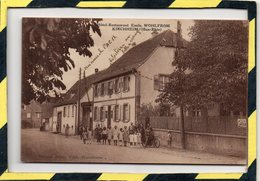DPT 67 . - . KIRCHHEIM - HÔTEL-RESTAURANT Emile WOHLFROM - Autres Communes