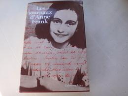 Les Journaux D Anne Frank  Chez Calmann- Lévy - Geschichte