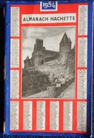 Almanach  Hachette - 1954. - Books, Magazines, Comics