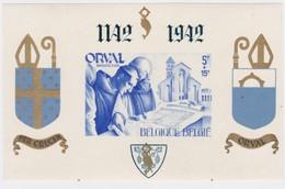 Belgie   .  OBP      .      Blok  21A      .    **   .     Postfris    .  /   .  Neuf Sans Charniere - Blokken 1924-1960