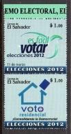 Salvador 1829/30 Election , Vote , Urne - Histoire