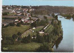 86 -  QUEAUX  La Vallée De La Vienne - Vue Aérienne - Otros Municipios