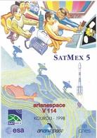 France Arianespace V 114 Affiche Neuve - Altri