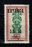 Katanga 1960 - 19** (2 Scans) MNH - Katanga