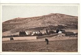 Carte Postale Ancienne Palestine - Couvent Du Puit De Jacob Et Le Mont Gerizim - Palestine