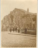 Rare Photo Anonymes - DINANT - Pont Collégiale Citadelle - Dimensions 11.5 / 8.5 Cm - Plaatsen