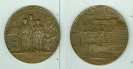 MARSEILLE EXPOSITION COLONIALE 1922 PAR HENRI BOUCHARD. - Autres