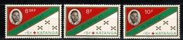 Katanga 1961 - 66/68** MNH - Katanga