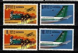 Katanga 1961 - 75/78** MNH - Katanga