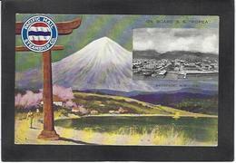 CPA Corée Koréa Asie Non Circulé Publicité Pacific Mail - Korea, South