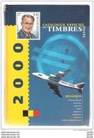 Catalogue Officiel De TP 2000  Belgique Congo Belge Ruanda Urundi Zaïre Europa Rwanda  En Très Bon  état - 622 Pg - Belgique