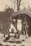 Somalia - Somali Dorf Aus Abessinien - John Hagenbeck - Somalia