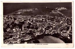 4458 - Guernesey ( R.U. ) - Saint-Peter Port - N°43234 - Aerofilms Ltd - - Guernsey