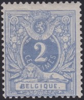 Belgie   .  OBP  .   371  .    *     .    Ongebruikt Met Charnier    .  /   .  Neuf  Avec Charniere - 1869-1883 Léopold II