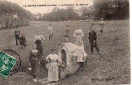 La Mothe Achard : La Fontaine De Biberon - La Mothe Achard