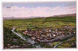 1929 YUGOSLAVIA, SLOVENIA,CELJE, TPO NO 37, VELENJE -CELJE - Yugoslavia
