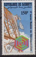 Gibuti - Dijbouti Telecominication  Set MNH - Gibuti (1977-...)