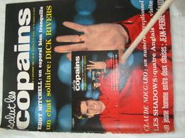 Magazine SALUT LES COPAINS N° 4 De Novembre 1962 Eddy Mitchell ( Poster De Dick Rivers) La Lettre De Johnny - Muziek