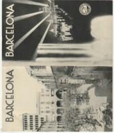 - Dépliant Touristique - Espagne -  BARCELONA - 8 PAGES - - Dépliants Touristiques