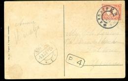 BRIEFKAART Uit 1909 Van ARNHEM Naar EIJSDEN * NVPH Nr 51   (11.553i) - Periode 1891-1948 (Wilhelmina)