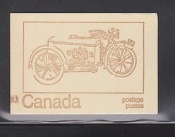 CANADA Scott # BK69c Mint Booklet - With Counting Mark - Ongebruikt