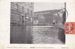 SAINT DENIS - SEINE SAINT DENIS - (93)  -  RARE CPA ANIMÉE - 1910. - Saint Denis