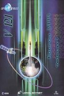 France Arianespace V 121 Affiche Neuve - Sciences & Technique