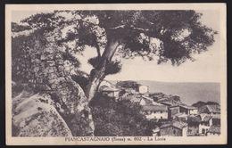 1936 - PIANCASTAGNAIO -(Siena)- M. 802 - La Liccia - C_1036 - Siena