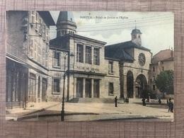 NANTUA Palais De Justice Et L'eglise - Nantua