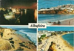 Albufeira (Algarve, Faro, Portugal) Panoramics Views, Vues Panoramiques, Vedute E Scorci Panoramici - Faro