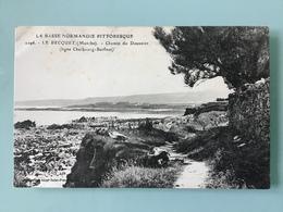 LE BECQUET ( Manche ). - Chemin Du Douanier. ( Ligne Cherbourg-Barfleur ) - France