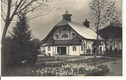 BERNE - SCHWEIZERISCHE LANDESAUSSTELLUNG 1914 - EXPO NATIONALE - NAVILLE No 305 - Circulé Le 16.05.1914 - BE Berne