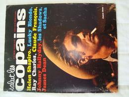 Magazine SALUT LES COPAINS N° 6 De Janvier 1963 JAMES DEAN (avec Poster Des Shadows) Lucky Blondo - Ray Charles - Musique