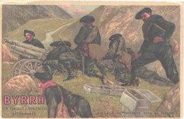 FR66 BYRRH - Vin Tonique Et Hygiénique - Artillerie De Montagne Dans Les Vosges - Guerre 1914-18