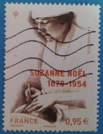 France 2018  : Suzanne Noël, Médecin, Pionnière De La Chirurgie Réparatrice N° 5203 Oblitéré - Oblitérés