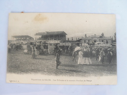 Capa **  Salon De Provence  ** Hippodrome De Salon  , Les Tribunes Et Le Nouveau Pavillon De Pesage ** 1908 ** Achat Dir - Salon De Provence