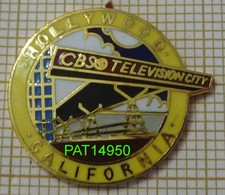 CBS TELEVISION CITY  HOLLYWOOD CALIFORNIA  TELE  AMERICAINE USA CALIFORNIE En Version EGF - Médias