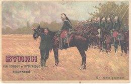 FR66 BYRRH - Vin Tonique Et Hygiénique - Un Renseignement - Guerre 1914-18
