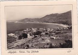 Corse Algajola Plage Gare église Train Chemin De Fer - Non Classificati