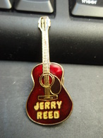 Pin's JERRY REED - Musique